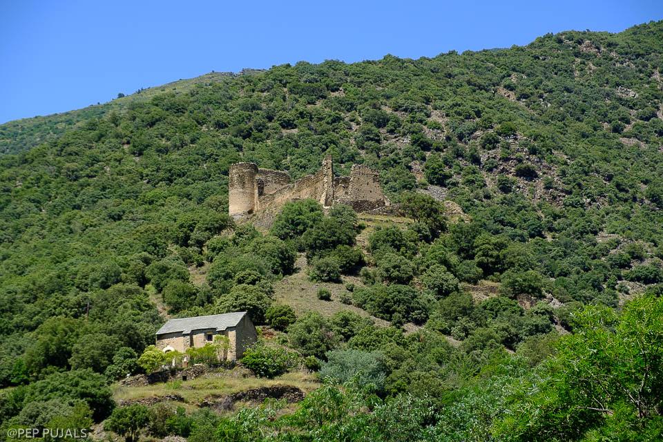 Castell d'Evol
